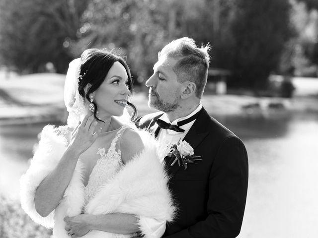 Darek and Livia's wedding in Mono, Ontario 15