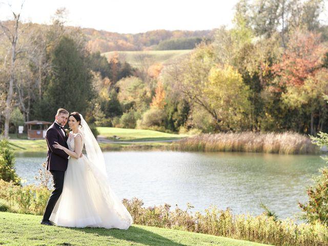 Darek and Livia's wedding in Mono, Ontario 17