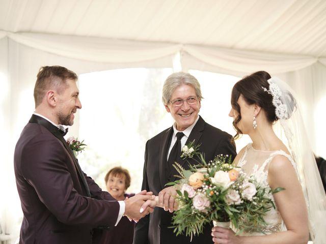 Darek and Livia's wedding in Mono, Ontario 9