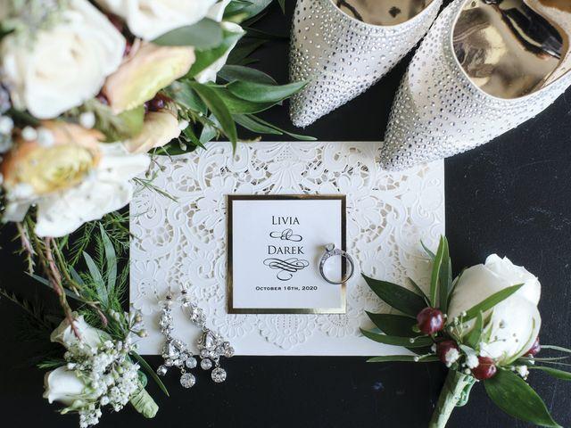 Darek and Livia's wedding in Mono, Ontario 3