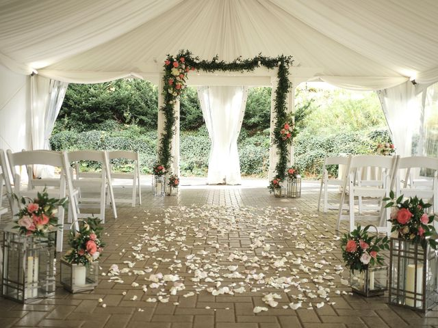 Darek and Livia's wedding in Mono, Ontario 7