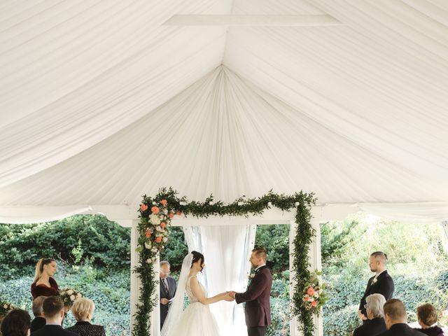 Darek and Livia's wedding in Mono, Ontario 10