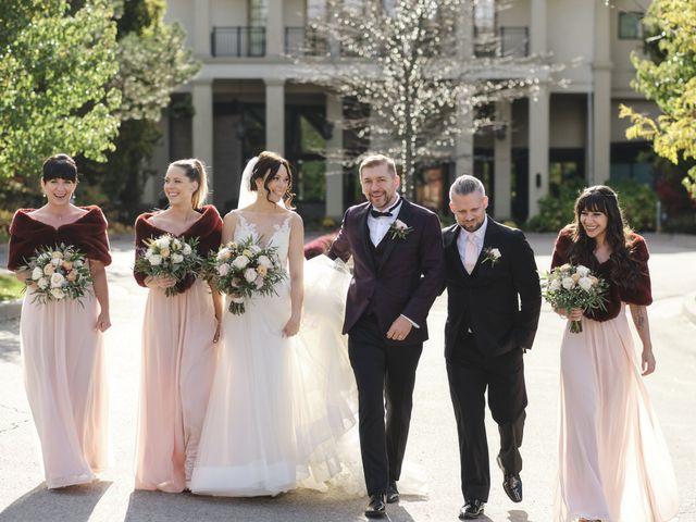 Darek and Livia's wedding in Mono, Ontario 30