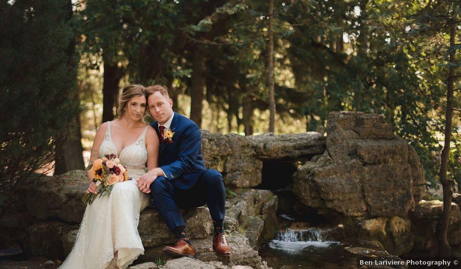Lucas and Jade's wedding in Stratford, Ontario