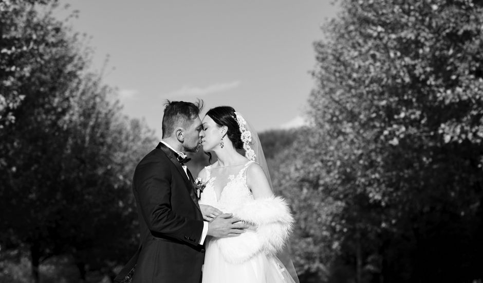 Darek and Livia's wedding in Mono, Ontario