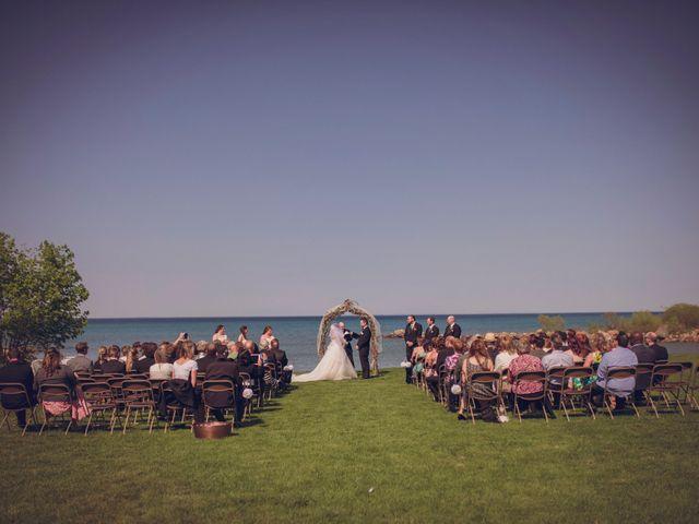 Adam and Sara's wedding in Thornbury, Ontario 7