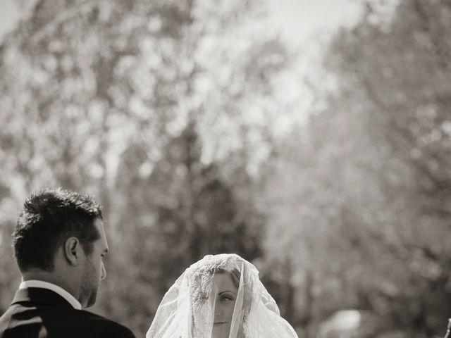 Adam and Sara's wedding in Thornbury, Ontario 8