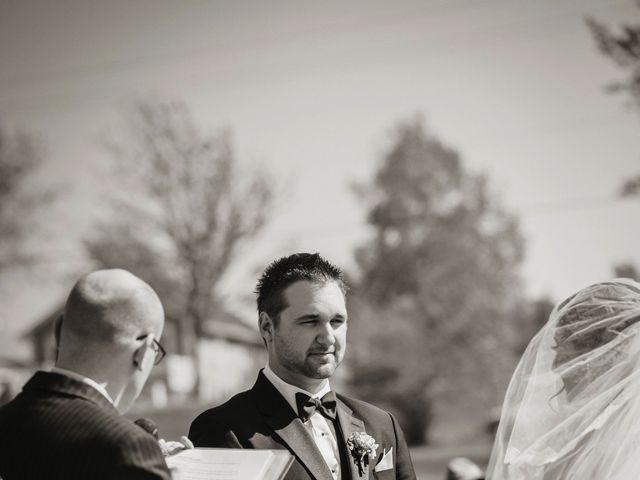 Adam and Sara's wedding in Thornbury, Ontario 9