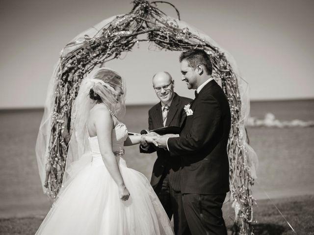 Adam and Sara's wedding in Thornbury, Ontario 11