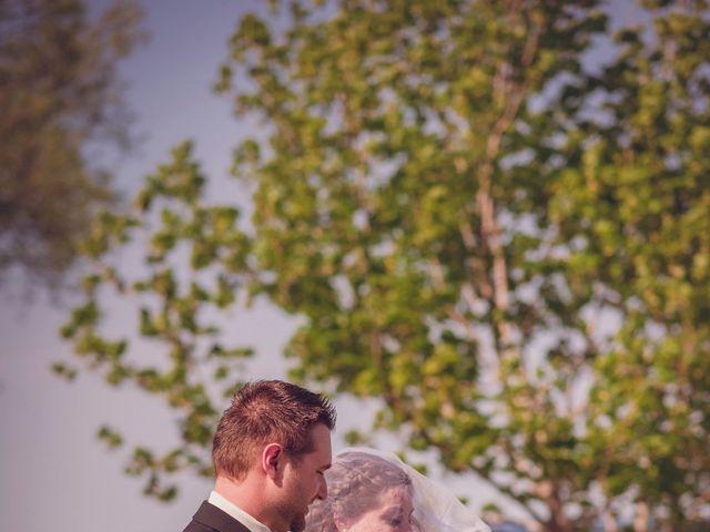 Adam and Sara's wedding in Thornbury, Ontario 14