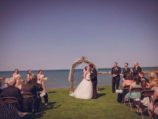 Adam and Sara's wedding in Thornbury, Ontario 17