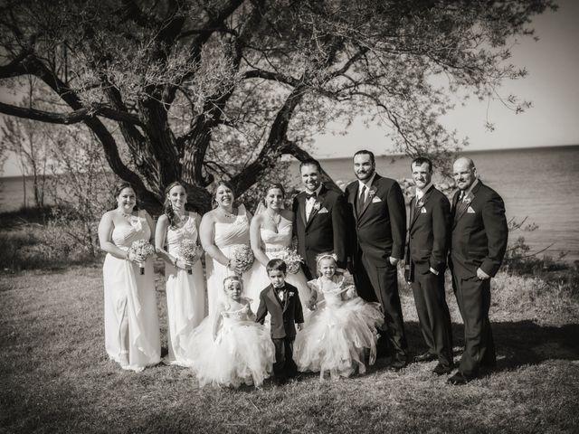 Adam and Sara's wedding in Thornbury, Ontario 20