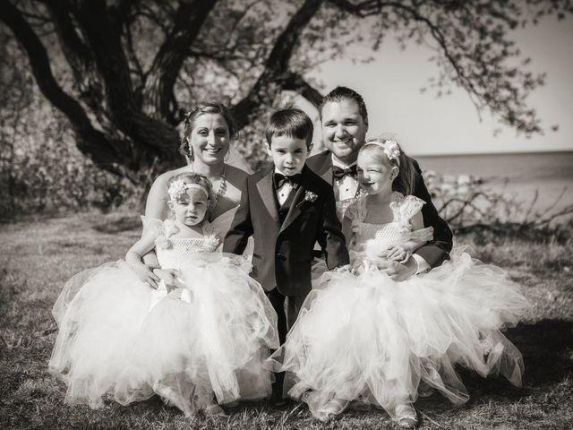 Adam and Sara's wedding in Thornbury, Ontario 21