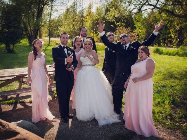 Adam and Sara's wedding in Thornbury, Ontario 28