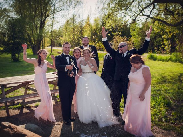 Adam and Sara's wedding in Thornbury, Ontario 29