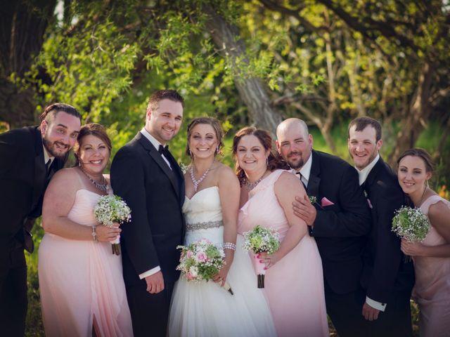 Adam and Sara's wedding in Thornbury, Ontario 33