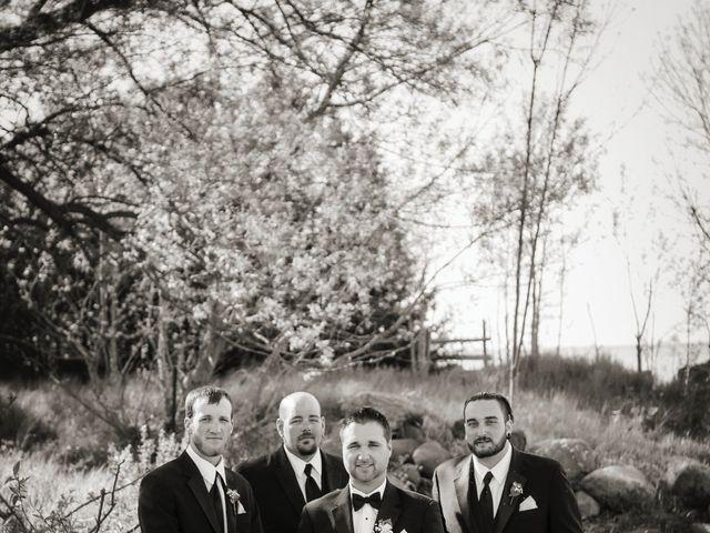 Adam and Sara's wedding in Thornbury, Ontario 39