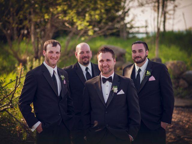 Adam and Sara's wedding in Thornbury, Ontario 40