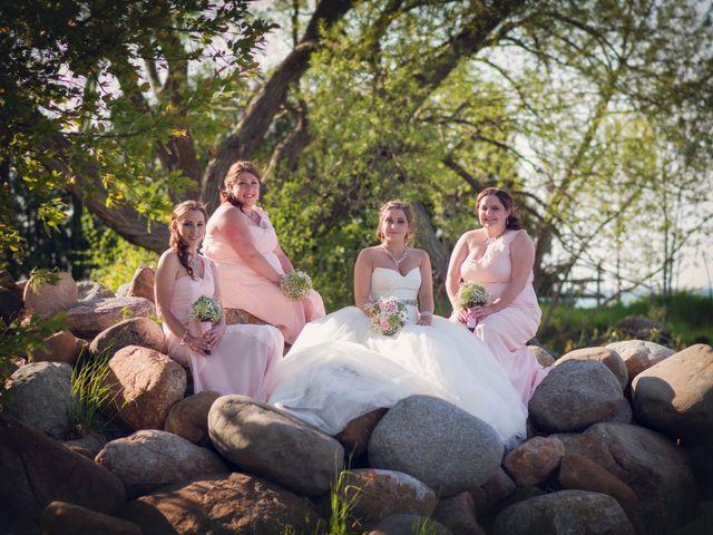 Adam and Sara's wedding in Thornbury, Ontario 42