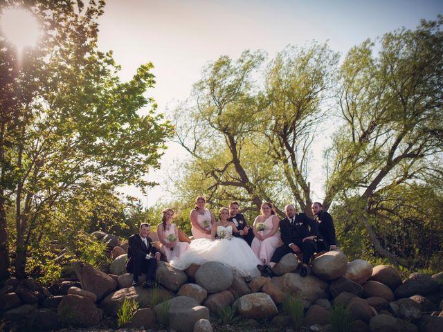 Adam and Sara's wedding in Thornbury, Ontario 43