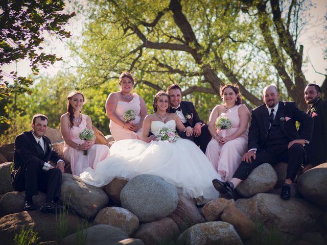 Adam and Sara's wedding in Thornbury, Ontario 44