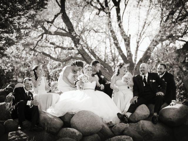 Adam and Sara's wedding in Thornbury, Ontario 45
