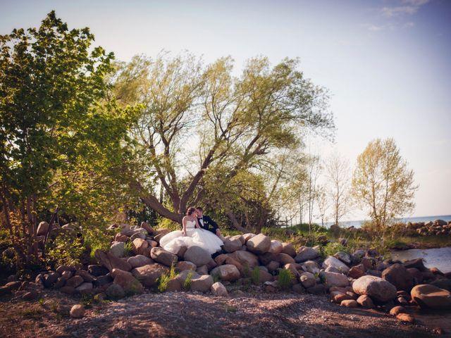 Adam and Sara's wedding in Thornbury, Ontario 47