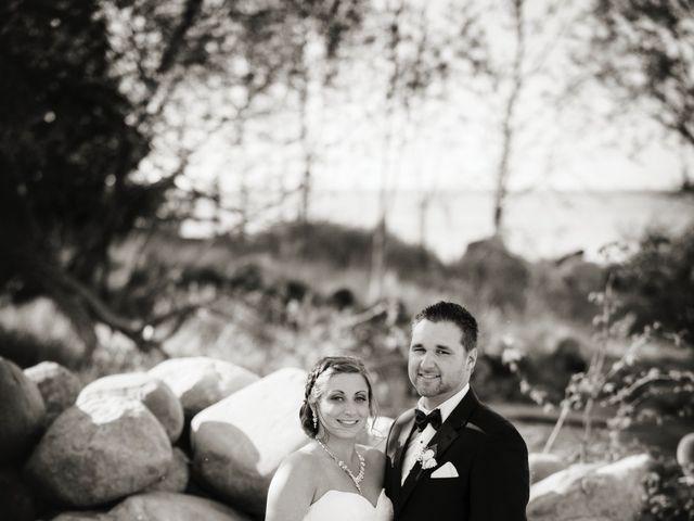 Adam and Sara's wedding in Thornbury, Ontario 50