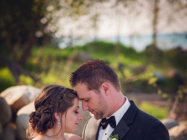 Adam and Sara's wedding in Thornbury, Ontario 52