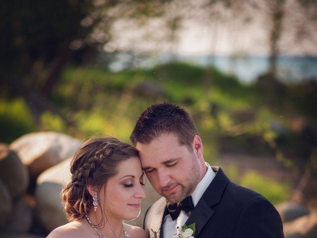 Adam and Sara's wedding in Thornbury, Ontario 54