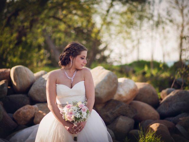 Adam and Sara's wedding in Thornbury, Ontario 60