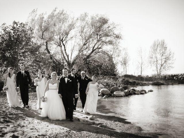 Adam and Sara's wedding in Thornbury, Ontario 62
