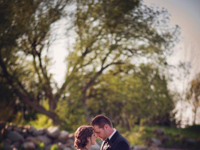 Adam and Sara's wedding in Thornbury, Ontario 66