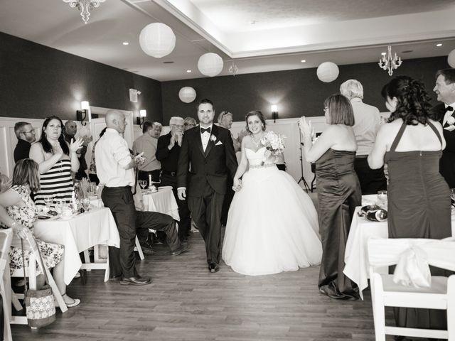 Adam and Sara's wedding in Thornbury, Ontario 95