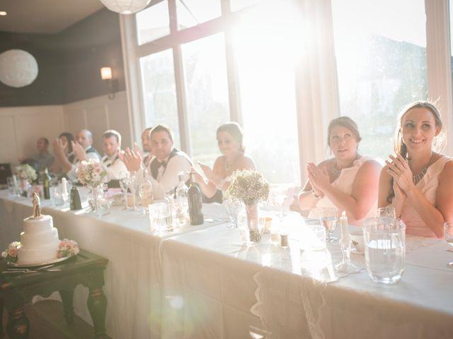 Adam and Sara's wedding in Thornbury, Ontario 98