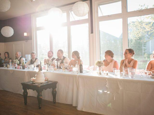 Adam and Sara's wedding in Thornbury, Ontario 99