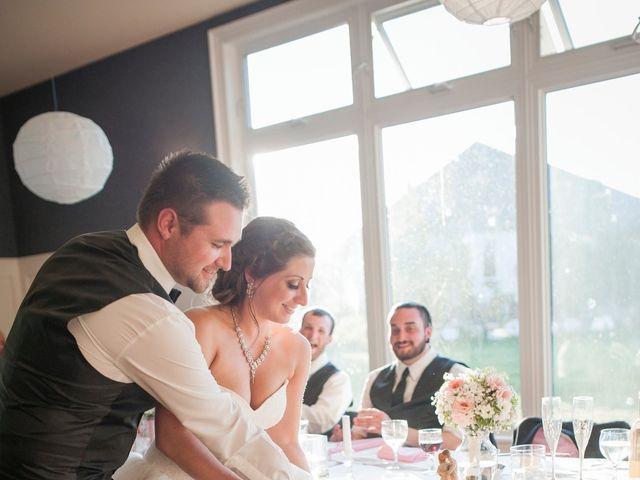 Adam and Sara's wedding in Thornbury, Ontario 100