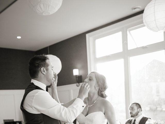Adam and Sara's wedding in Thornbury, Ontario 102