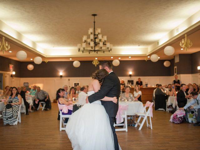 Adam and Sara's wedding in Thornbury, Ontario 107
