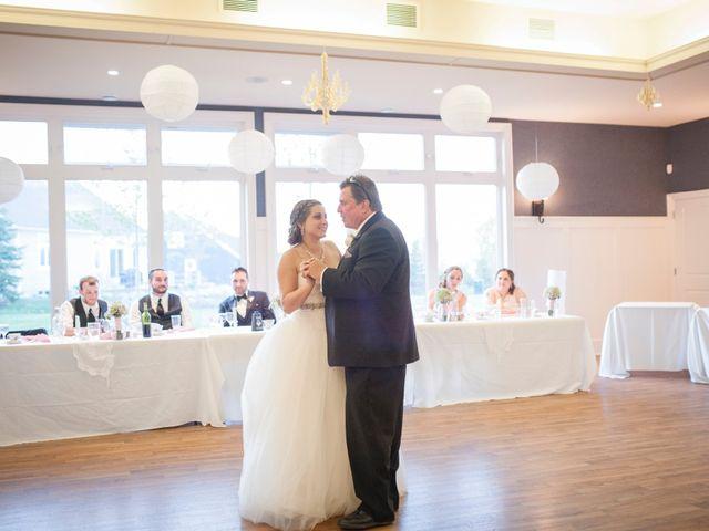 Adam and Sara's wedding in Thornbury, Ontario 111