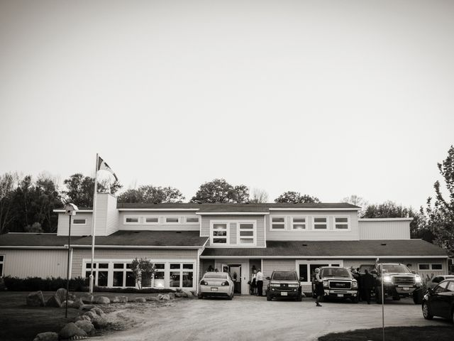 Adam and Sara's wedding in Thornbury, Ontario 113