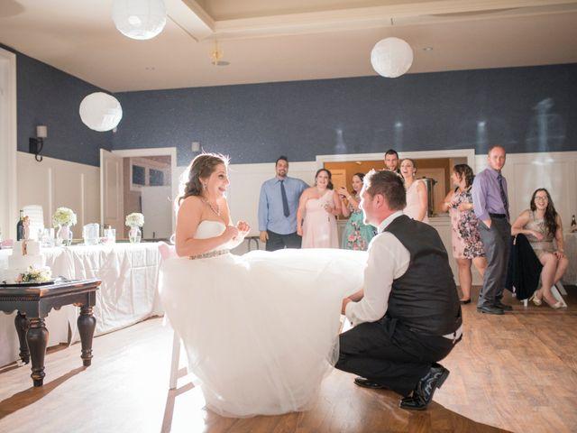 Adam and Sara's wedding in Thornbury, Ontario 117