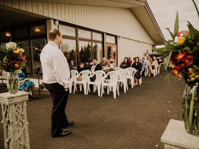 Chris and Sarah's wedding in Thunder Bay, Ontario 14