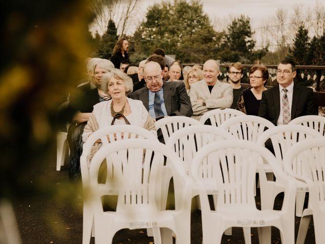 Chris and Sarah's wedding in Thunder Bay, Ontario 15
