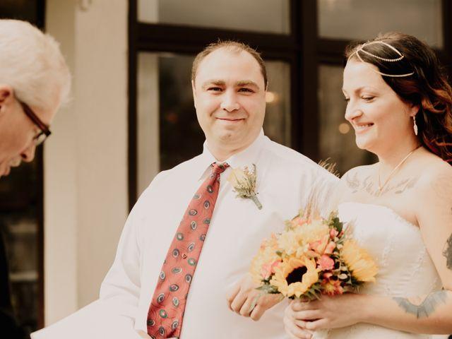 Chris and Sarah's wedding in Thunder Bay, Ontario 23