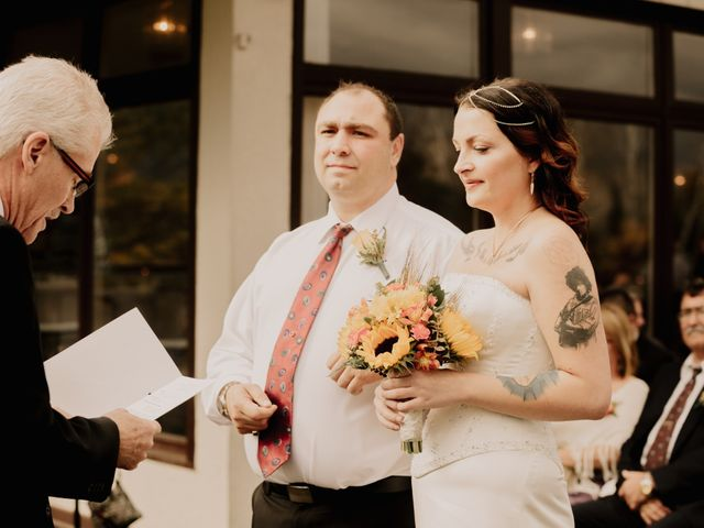 Chris and Sarah's wedding in Thunder Bay, Ontario 24