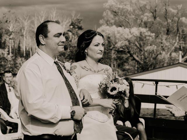 Chris and Sarah's wedding in Thunder Bay, Ontario 25