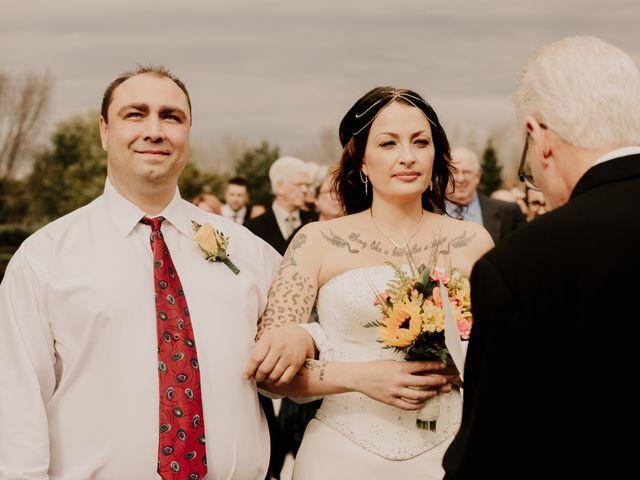 Chris and Sarah's wedding in Thunder Bay, Ontario 28