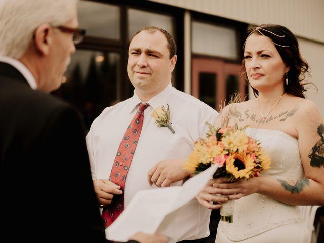 Chris and Sarah's wedding in Thunder Bay, Ontario 30