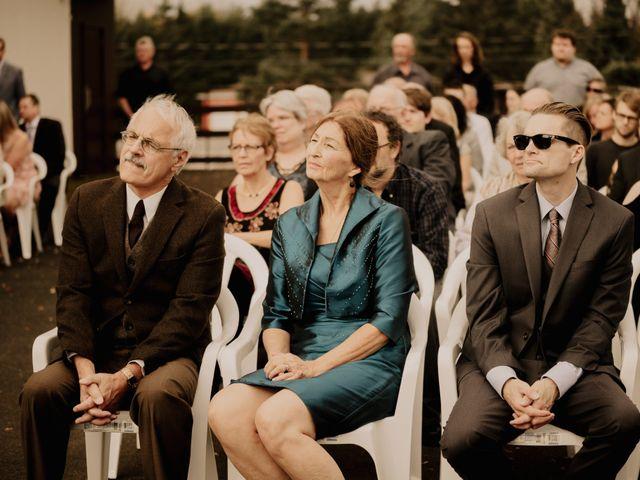 Chris and Sarah's wedding in Thunder Bay, Ontario 32